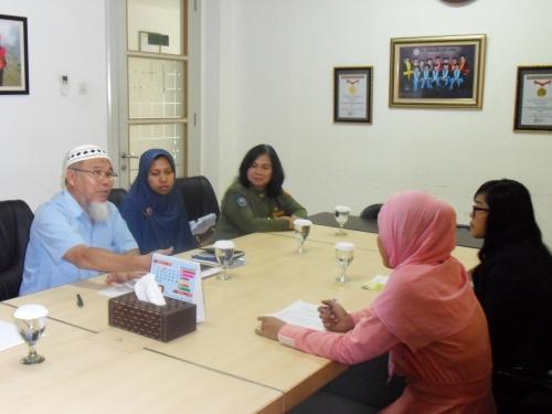 Kerja Sama Yayasan Beasiswa Jakarta